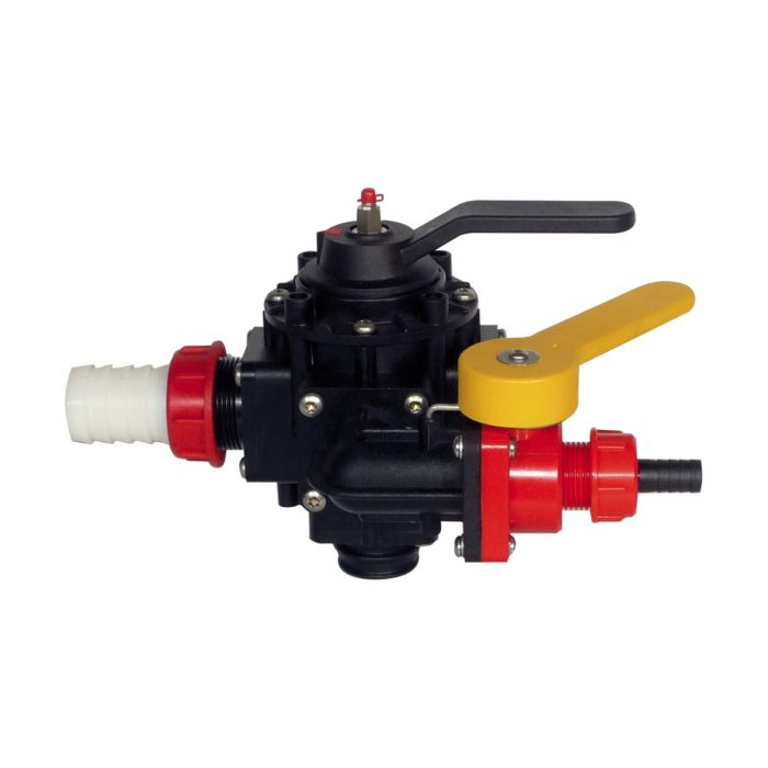 COMPONENT FOR MIXER BALL VALVE WITH VENTURI SYSTEM