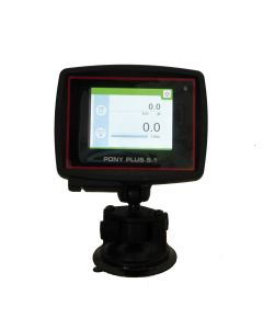 PONY PLUS 5.1 - 12 VOLT DISPLAY FOR ELECTRONIC FLOWMETER