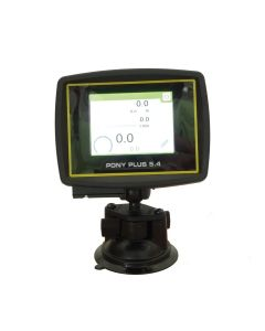 PONY PLUS 5.4 - 12 VOLTDISPLAY FOR ELECTRONIC FLOWMETER