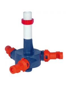 NOZZLE FOR WASHING TANKS - ROTOR